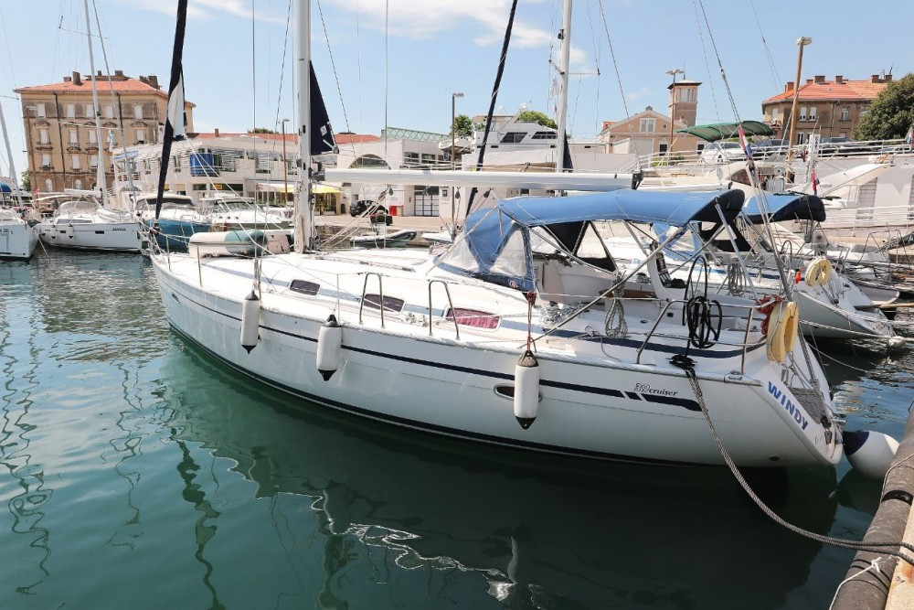 Rental yacht Grad Zadar - Bavaria Cruiser 39 on SamBoat