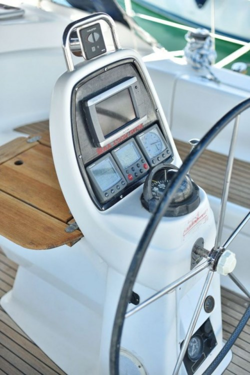 Boat rental Grad Zadar cheap Cruiser 39