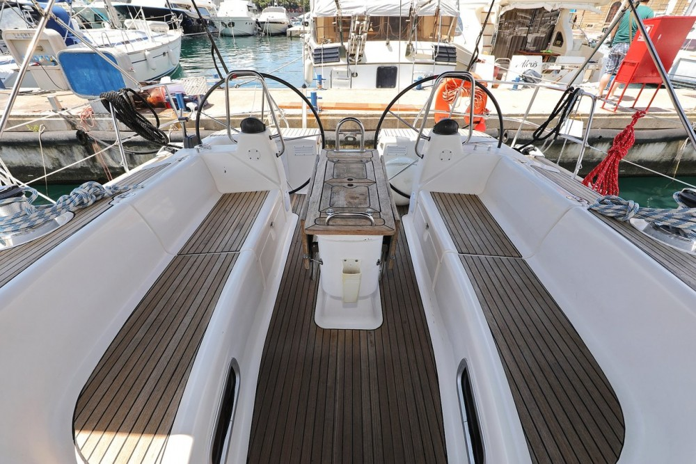 Rental Sailboat in Grad Zadar - Bavaria Cruiser 46