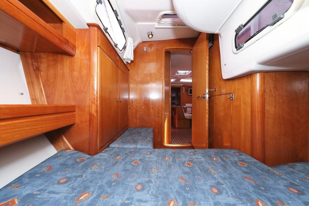 Bavaria Cruiser 46 between personal and professional Grad Zadar