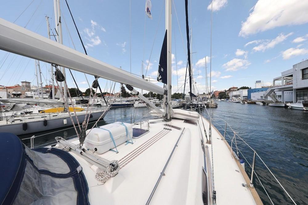 Bavaria Cruiser 50 between personal and professional Grad Zadar