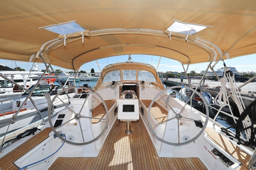Rent a Bavaria Cruiser 37 Grad Zadar