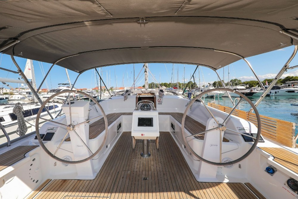 Sailboat for rent D-Marin Borik at the best price