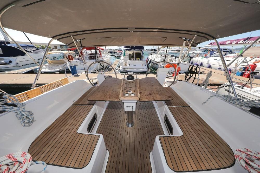 Boat rental Bavaria Cruiser 46 in Zadar on Samboat