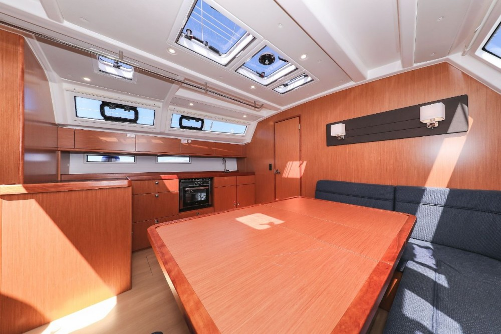 Bavaria Cruiser 46 between personal and professional Zadar