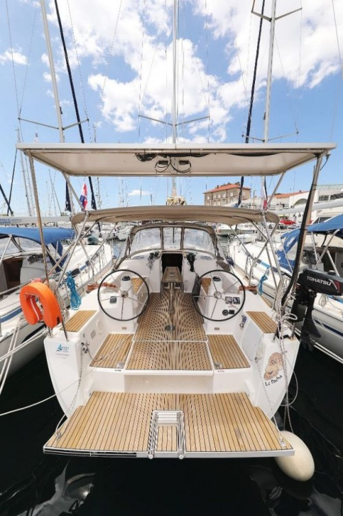 Boat rental  cheap Dufour 380 Grand Large