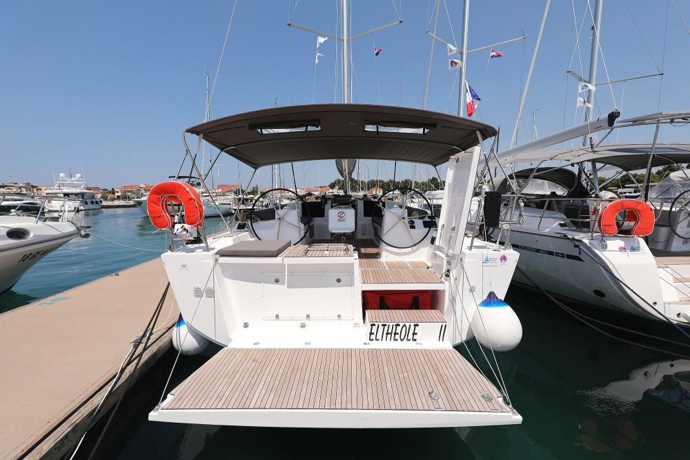 Boat rental Dufour Dufour 460 GL - 5 cab. in Zadar on Samboat
