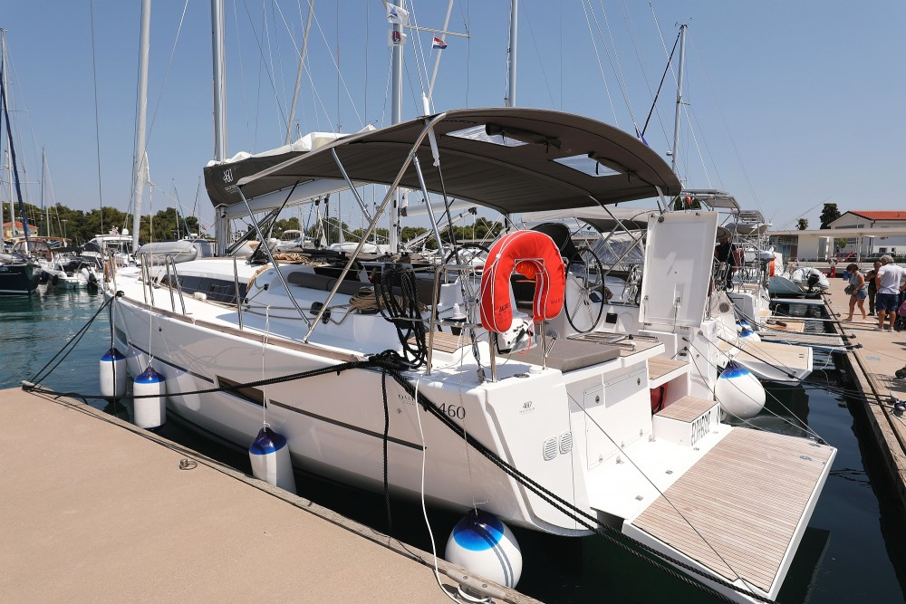 Rental yacht Zadar - Dufour Dufour 460 GL - 5 cab. on SamBoat