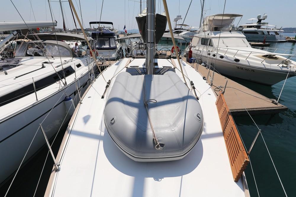 Rental Sailboat in Zadar - Dufour Dufour 460 GL - 5 cab.