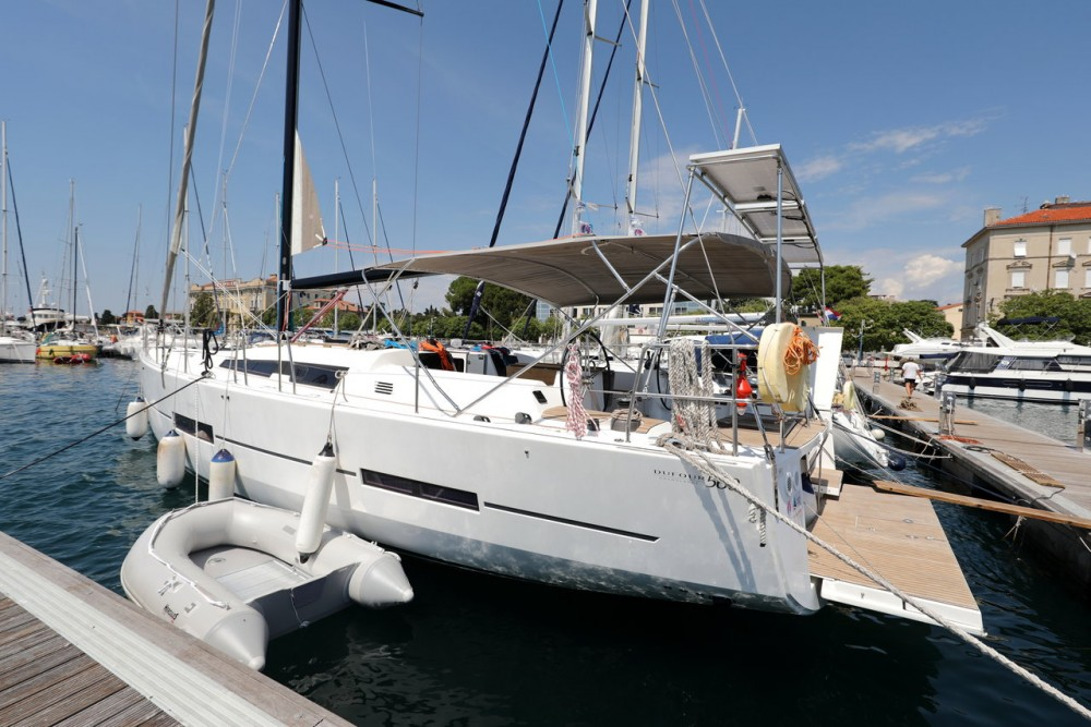 Boat rental Dufour Dufour 560 Grand Large in Zadar on Samboat