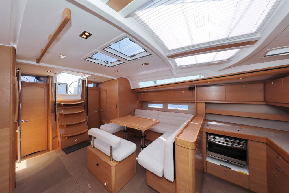 Dufour Dufour 560 Grand Large between personal and professional Zadar