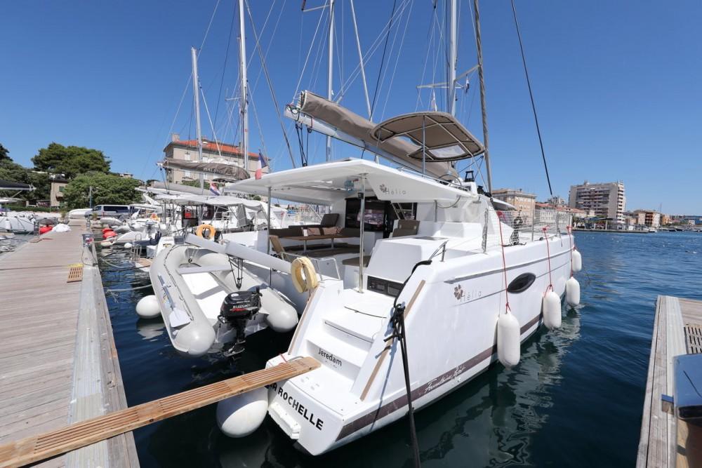 Rental yacht Grad Zadar - Fountaine Pajot Helia 44 on SamBoat