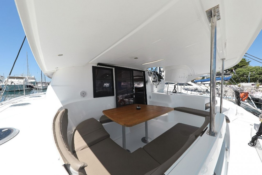 Hire Catamaran with or without skipper Fountaine Pajot Grad Zadar