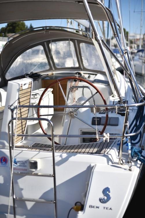 Rental yacht Grad Zadar - Bénéteau Oceanis 40 on SamBoat
