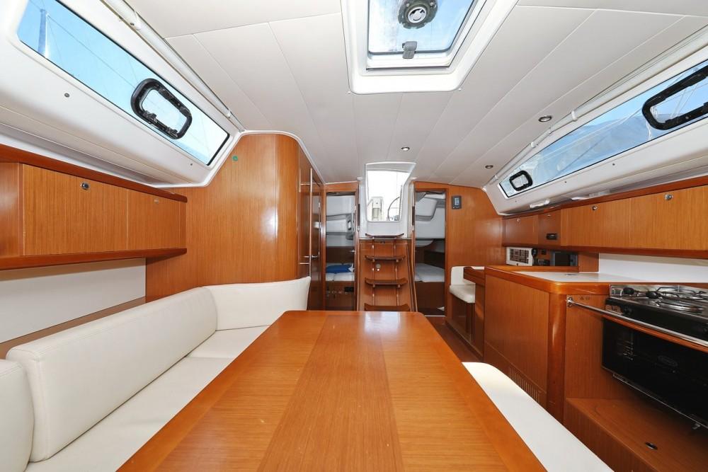 Boat rental Grad Zadar cheap Oceanis 40