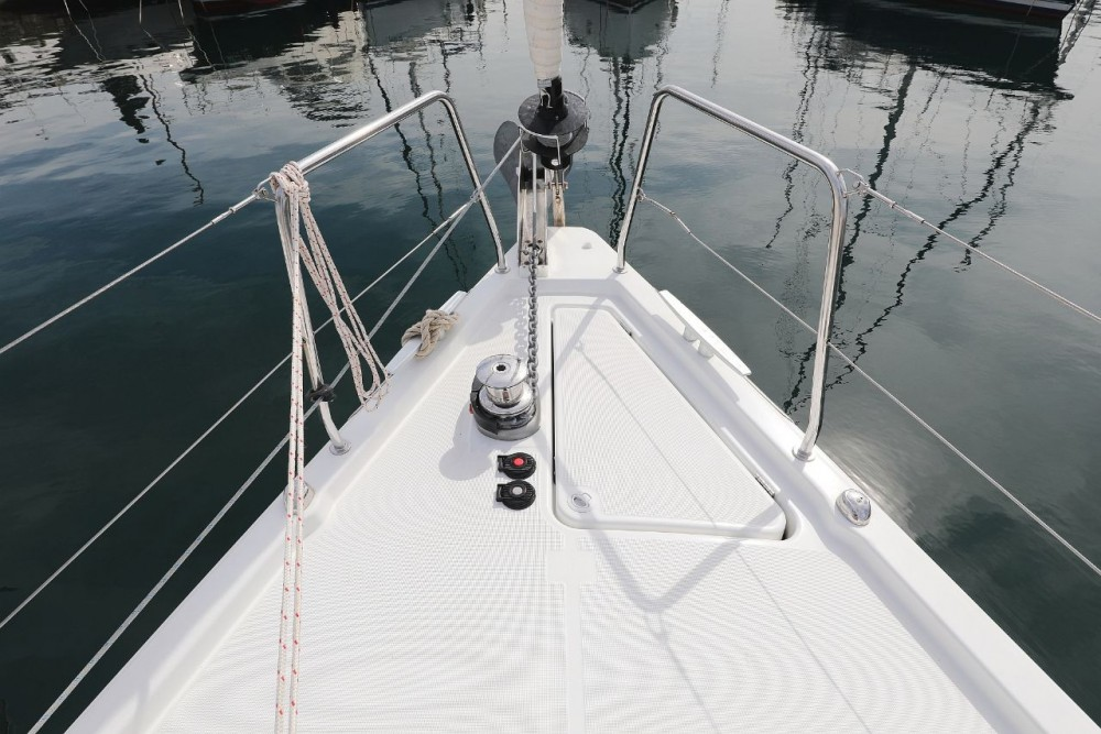 Hire Sailboat with or without skipper Bénéteau Grad Zadar
