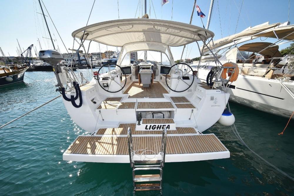 Rental yacht Grad Zadar - Bénéteau Oceanis 45 on SamBoat