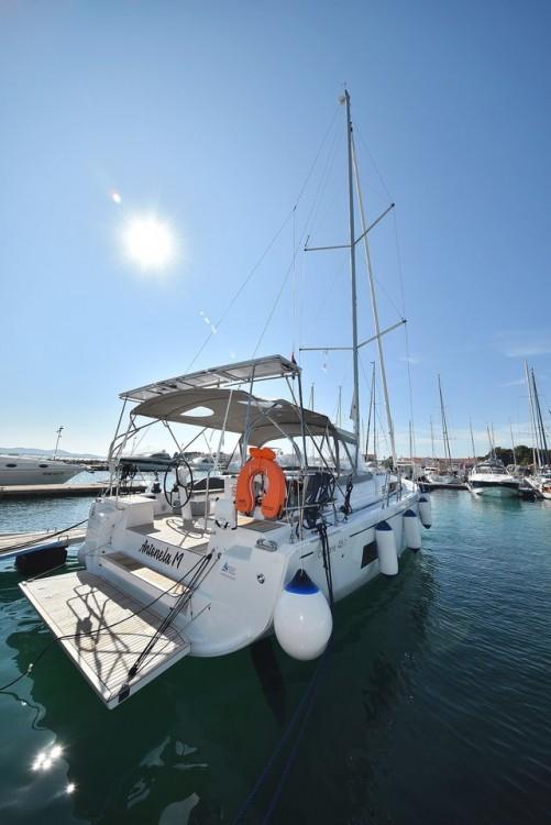 Rent a Bénéteau Oceanis 46.1 (4 cab) Zadar