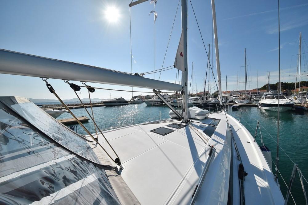 Boat rental Zadar cheap Oceanis 46.1 (4 cab)