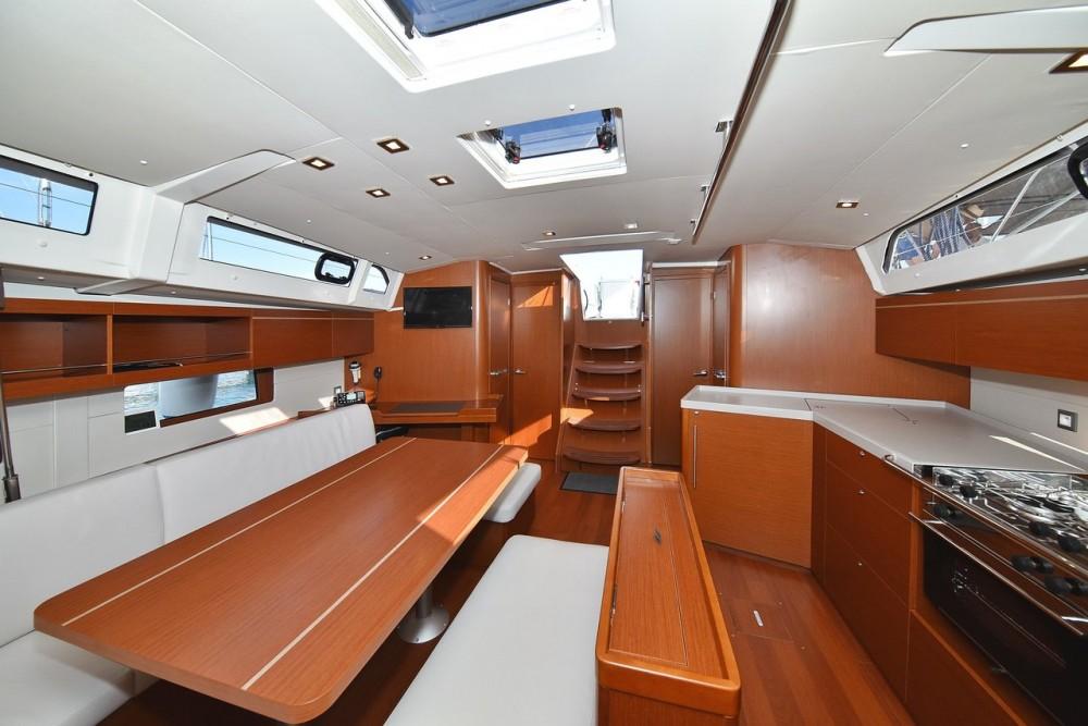 Rental yacht Zadar - Bénéteau Oceanis 46.1 (4 cab) on SamBoat