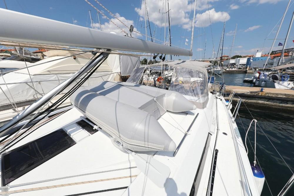 Bénéteau Oceanis 46.1 between personal and professional Zadar