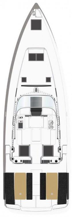Rental yacht Grad Zadar - Jeanneau Sun Loft 47 - 6+1 cab. on SamBoat
