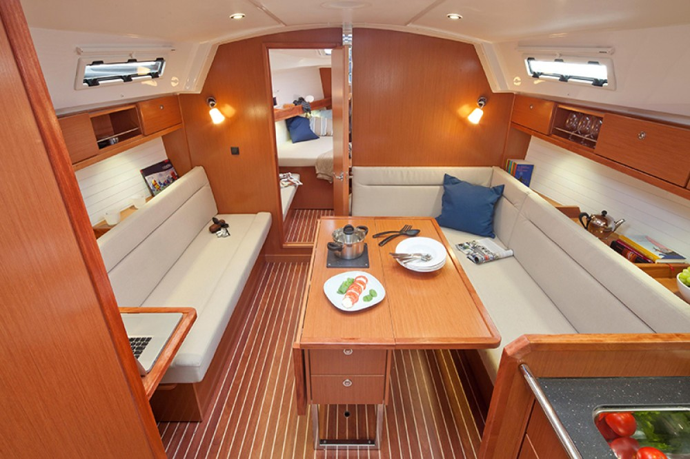 Rental Sailboat in Croatia - Bavaria Bavaria Cruiser 36
