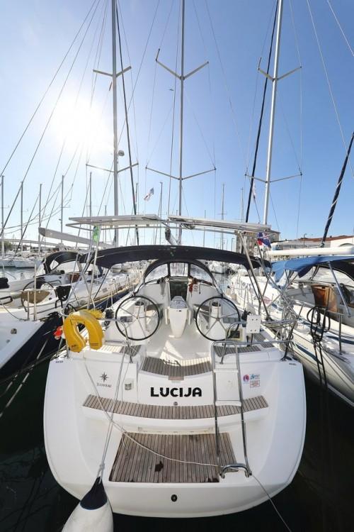 Rental yacht Grad Zadar - Jeanneau Sun Odyssey 39i on SamBoat