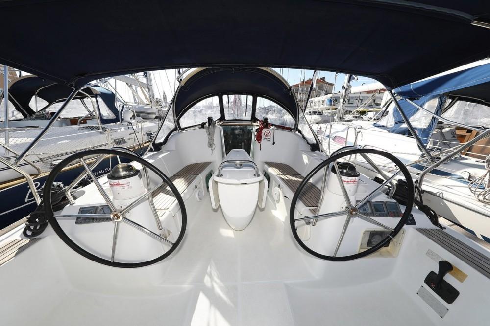 Boat rental Jeanneau Sun Odyssey 39i in Grad Zadar on Samboat