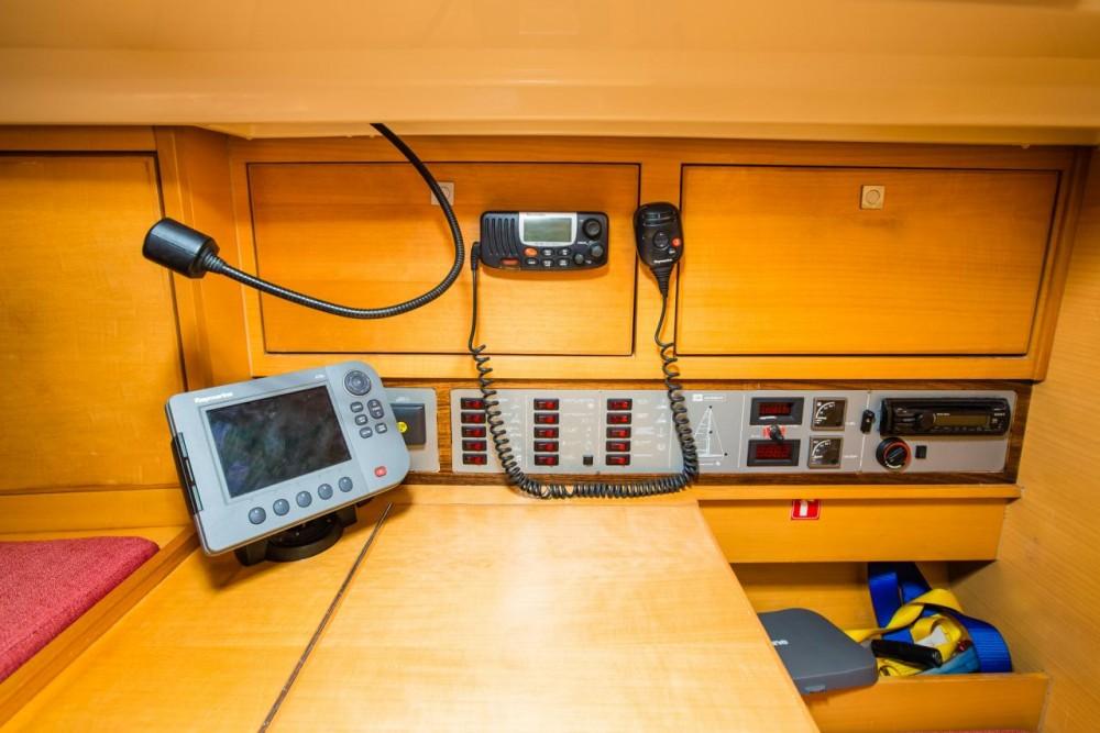 Rental Sailboat in Croatia - Elan Elan 340