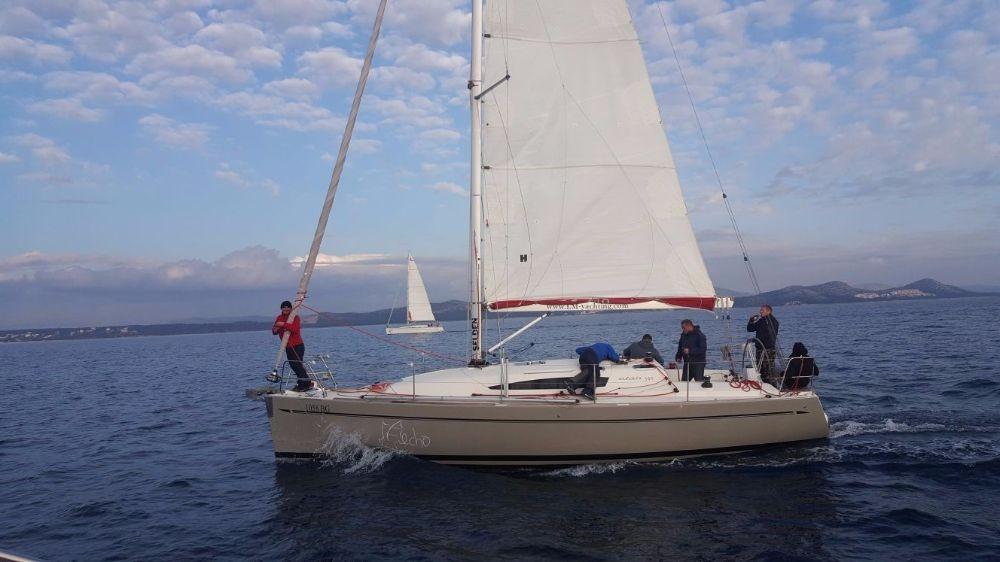 Boat rental  cheap Elan 340