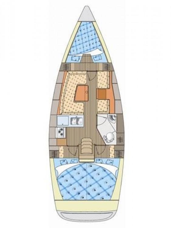 Boat rental Elan Elan 344 Impression in Croatia on Samboat