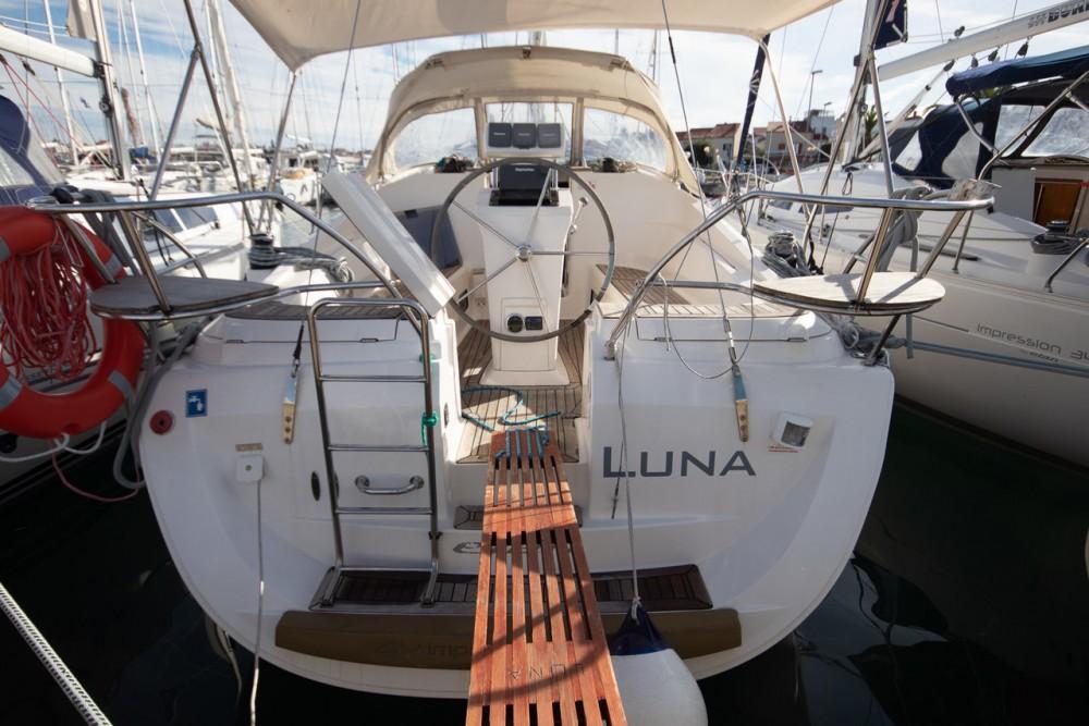 Rental yacht Croatia - Elan Elan 344 Impression on SamBoat