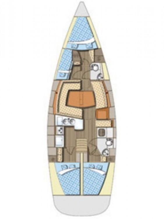 Rental yacht  - Elan Elan 434 on SamBoat