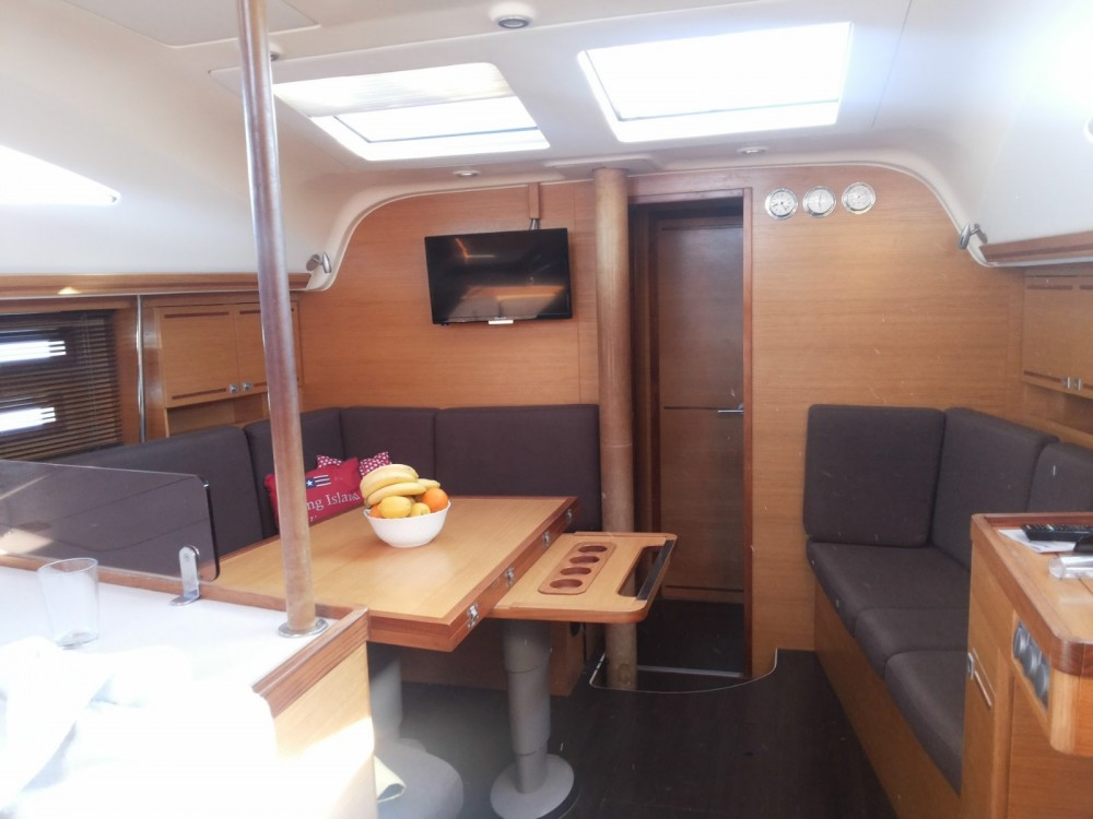 Boat rental Elan Elan 444 Impression  in Croatia on Samboat