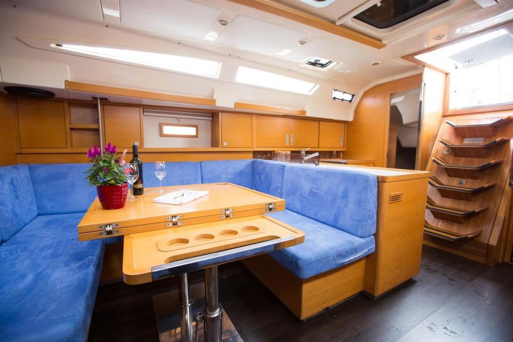 Rental Sailboat in  - Elan Elan 450 Performance - 4 cab.