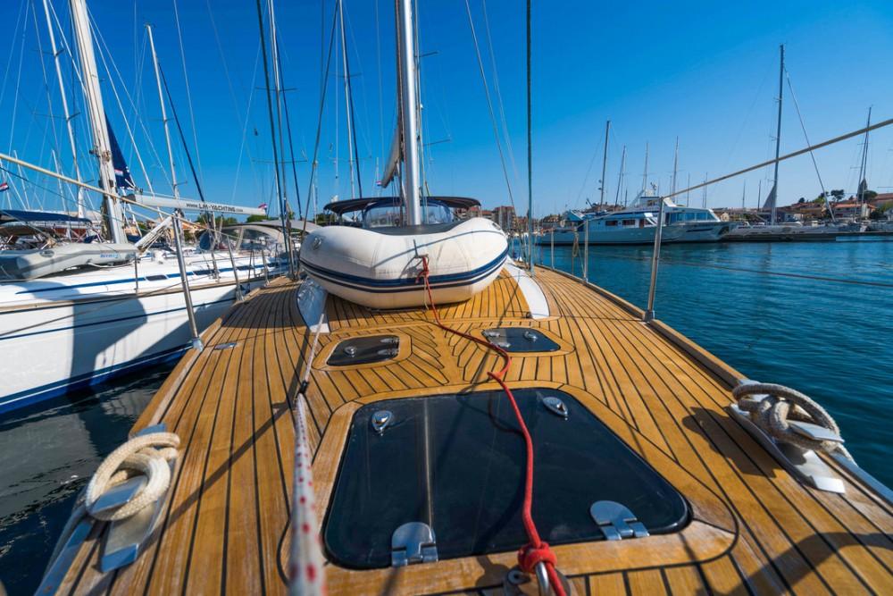 Rental Sailboat in Croatia - Elan Elan 514 Impression - 4 + 1 cab.