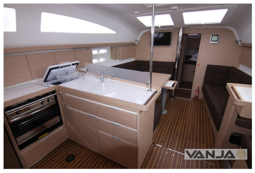 Elan Elan Impression 45 between personal and professional Croatia