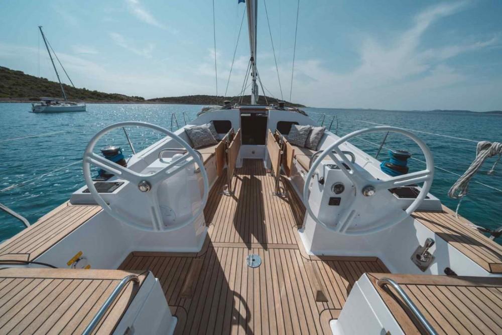 Rental yacht Croatia - Elan Elan Impression 45.1 on SamBoat