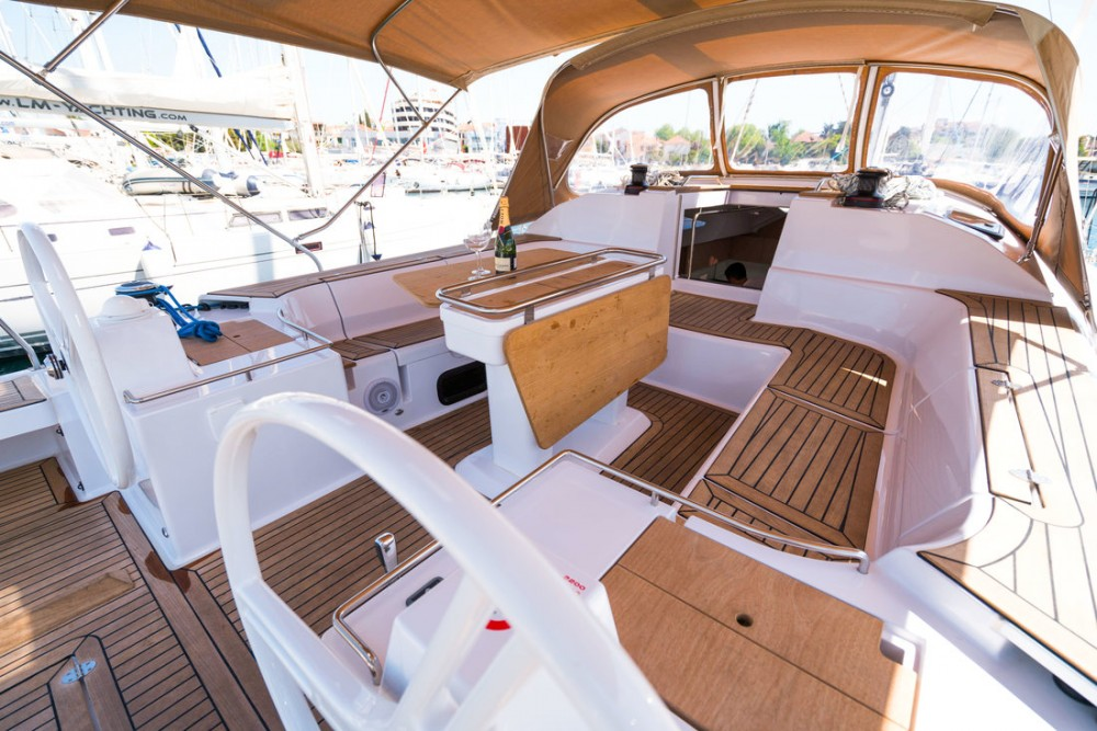 Rent a Elan Impression 50 Croatia