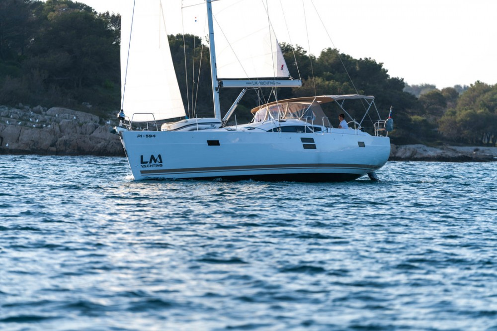 Rental yacht Croatia - Elan Impression 50 on SamBoat