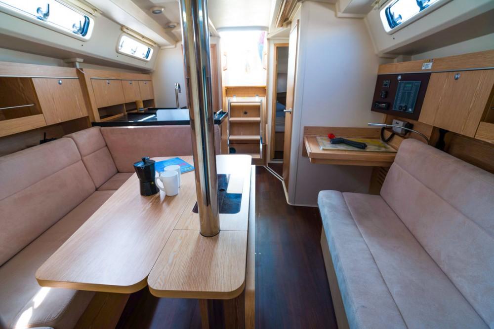 Boat rental  cheap Hanse 345