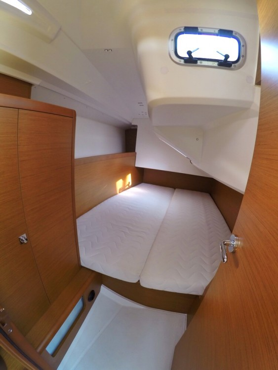 Boat rental Croatia cheap Sun Odyssey 349