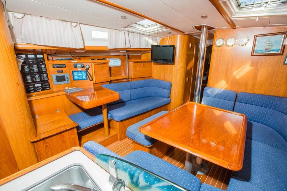 Rent a Jeanneau Sun Odyssey 43 Croatia