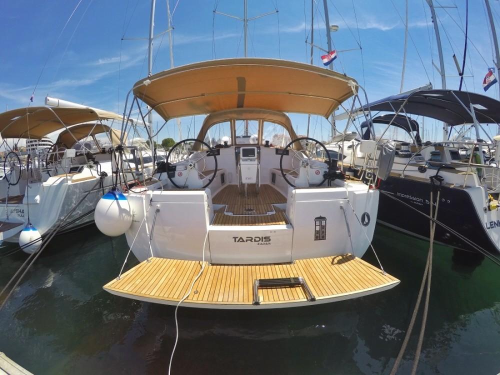 Rental yacht Croatia - Jeanneau Sun Odyssey 449 on SamBoat