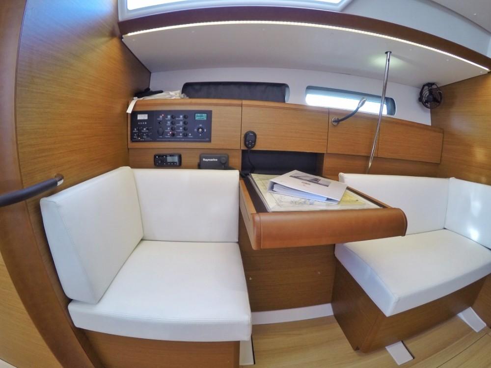 Jeanneau Sun Odyssey 449 between personal and professional Croatia