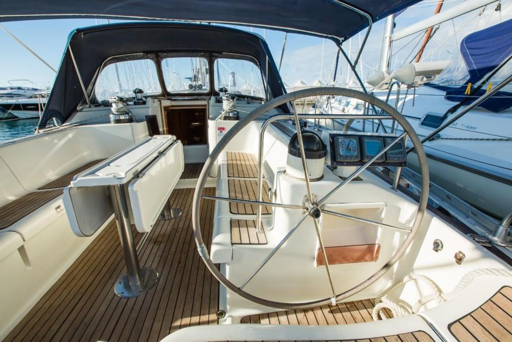 Jeanneau Sun Odyssey 51 between personal and professional Croatia