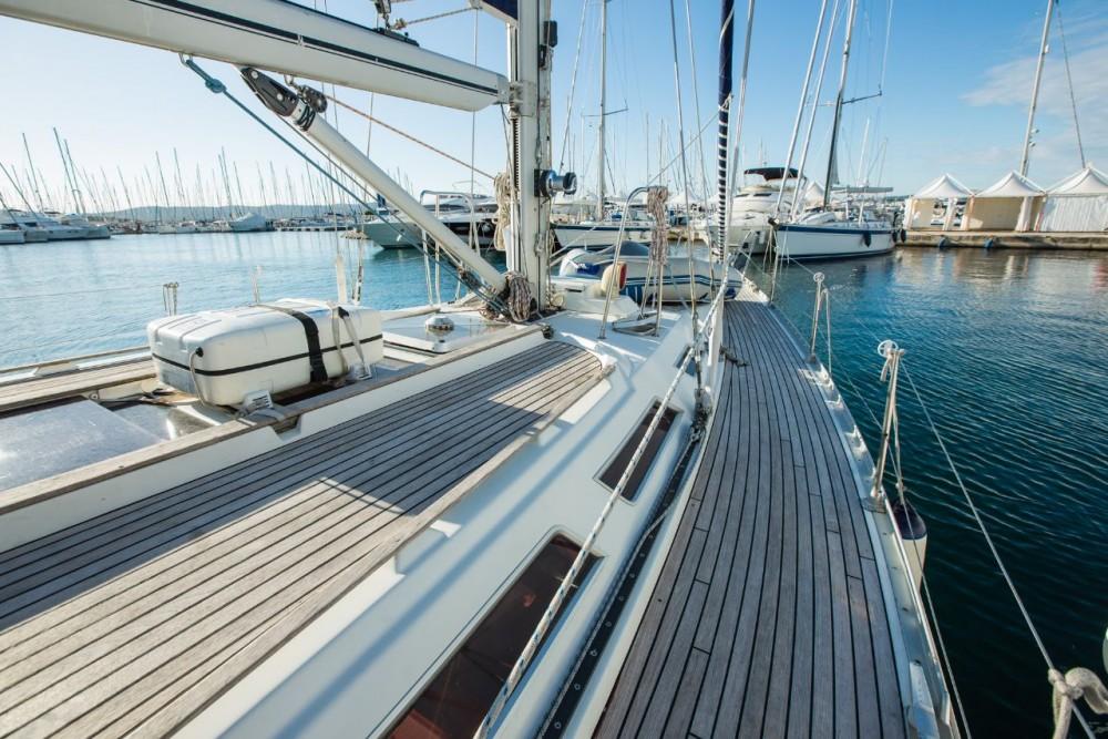 Rental Sailboat in Croatia - Jeanneau Sun Odyssey 51