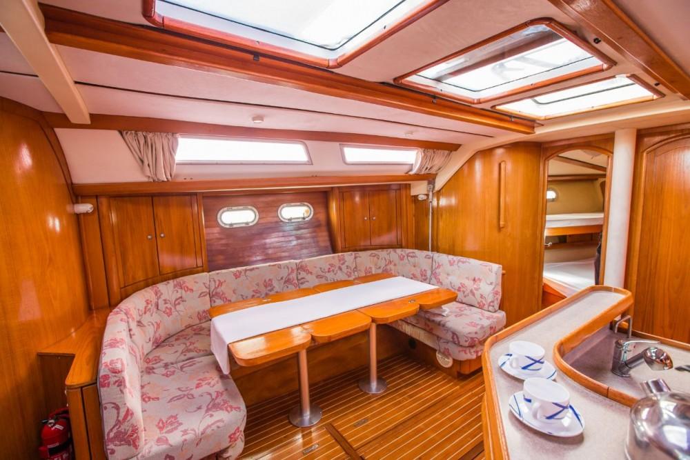 Boat rental Croatia cheap Sun Odyssey 51