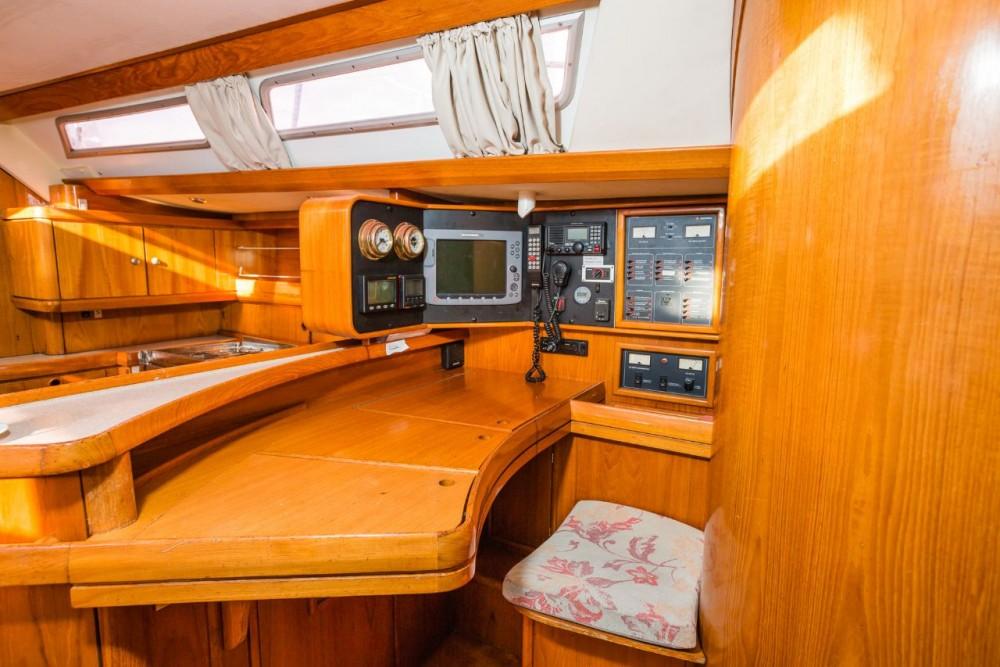 Boat rental Jeanneau Sun Odyssey 51 in Croatia on Samboat